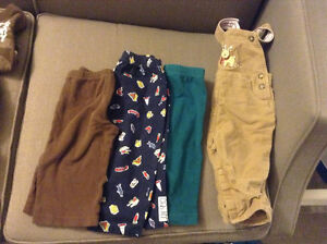 Box of boy's 12 months fall/winter clothes Kitchener / Waterloo Kitchener Area image 3