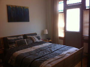 3-1/2 Plateau Apartment (start Nov) - Great Price/Location