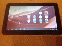 Tablet android, like an iPad but with expandable memory