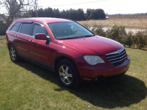 **2007 Chrysler Pacifica Touring, Super Clean, Lots Work Done**