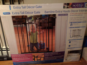First Years Extra Tall Decor Gate Techieblogie Info