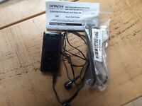 Hitachi MP3/4 player