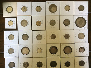 Amazing silver coin collection and rare coin sets-all silver Peterborough Peterborough Area image 7