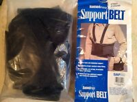 Remedease support belt