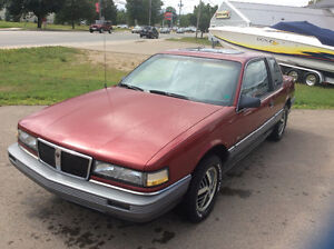 1987 Pontiac Grand am LE 2.5 tech 5 spd , 107 markings very rare
