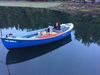 26 ft U.S. marine life boat