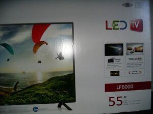 """téléviseur 55"""" LG 1080"""