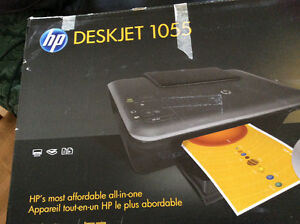 HP Deskjet all in one colour printer