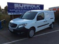 MERCEDES-BENZ-CITAN-EXTRA LONG-1.5CDI**NO VAT**