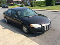 2004 Chrysler Sebring Berline