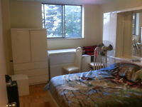 FURNISHED ROOM FOR RENT AVAILABLE OCT 1st