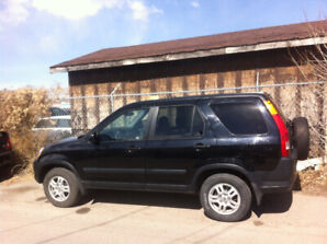 Rust free mechanical/body sound perfect.condition 2004 CRV honda