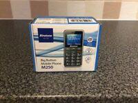 Binatone M250 Big Button Mobile Phone