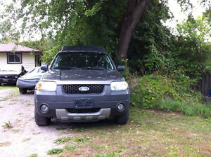 2005 Ford Escape XLT SUV, Crossover Peterborough Peterborough Area image 2