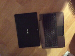 Asus TF 101 with detach keyboard
