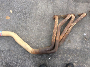 Chev truck headers