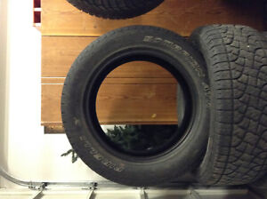 Pirelli Scorpion 275/55/R20 Ford factory tires