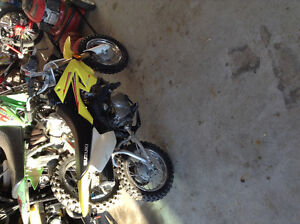 Youth dirt bike for sale