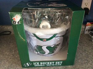 Rider ice bucket set