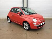 2010 Fiat 500 1.2 3dr (start/stop)