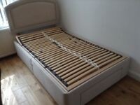 SMALL DOUBLE ELECTRIC ADJUSTABLE BED BASE