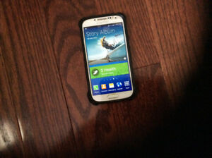 I am selling my Samsung galaxy S4 16GB in excellent condition