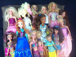 Barbie Family Looking for a Good Home