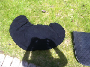 VARIOUS SADDLE COVERS FOR SALE