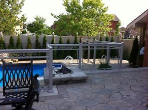 DO IT ONCE DO IT RIGHT! Aluminum Railings