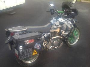 2008 Kawasaki KLR 650