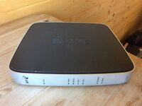 BT Business Hub 2 Wire Wireless router.