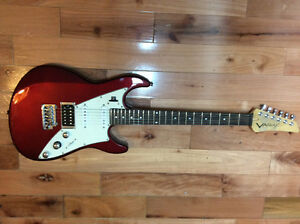 Variax modelling guitar by Line 6/Yamaha