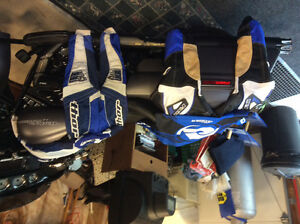 Moto cross gear