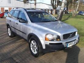 2003 03 VOLVO XC90 2.9 T6 SE 5D AUTO 269 BHP