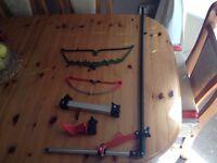For Sale Adjustable Rod Rest