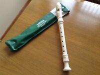 Flûte à bec Soprano Yamaha (Étui compris)