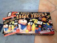 Margins Amazing Magic Tricks Game