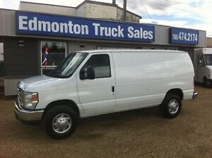 2010 Ford E-350 XL CARGO VAN