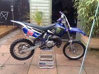 Dirt bike/motorbike