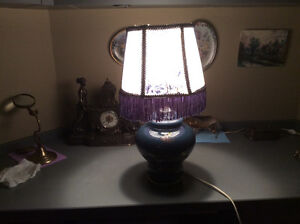 Two lamps for $10