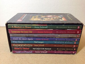 The Bluford Series, a Collection of Eight books Cambridge Kitchener Area image 2
