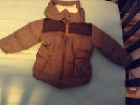 Brand new never been worn winter coat from H&M 24 months