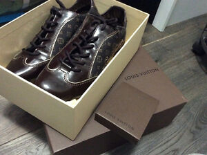 Authentic Louis Vuitton shoes in perfect condition.
