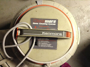 Kenmore Clean More Home System 2speed pump carpet cleaner