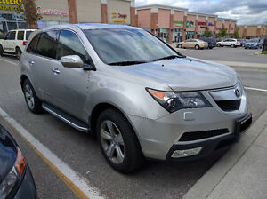 2011 Acura MDX Technology Package SH-AWD