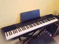 Casio CDP120 Digital Piano.