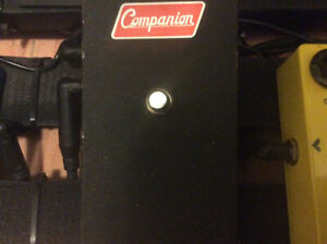 Companion fuzz box  from the 60's