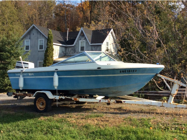 Used 1975 Thunder Craft Boats Unknown
