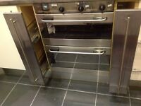 Aluminum plinth 5100mm length, 150mm height for under kitchen units cupboards