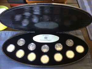 Amazing silver coin collection and rare coin sets-all silver Peterborough Peterborough Area image 3